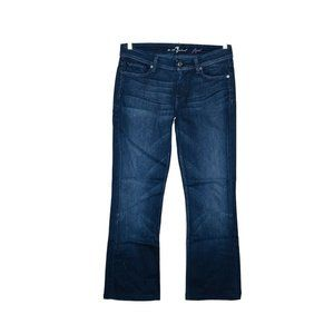 7 For All Mankind Flynt Jeans 30 Bootcut